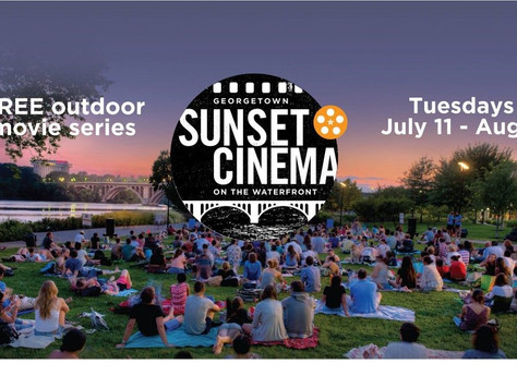 Georgetown, DC Summer Cinema
