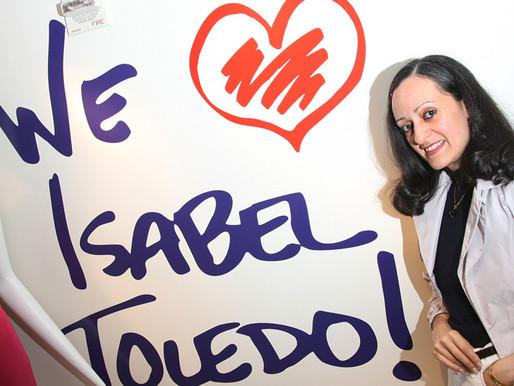 Isabel Toledo dies at 59