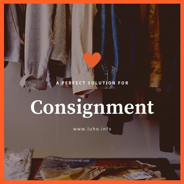 a perfect solution for consigment stores