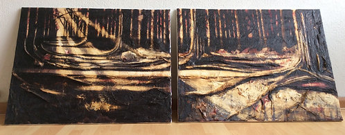 """Conscious Forest"" - 2 Piece"