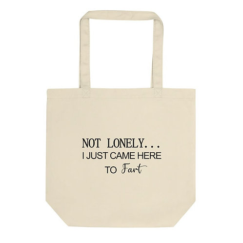 Came here to fart - tote bag