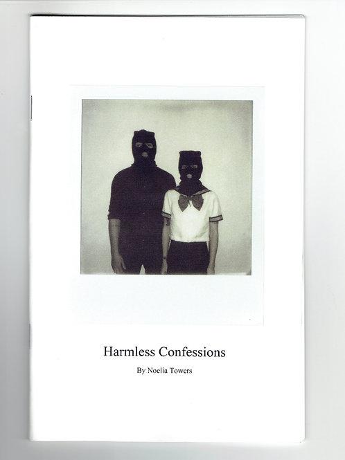 Harmless Confessions - Zine