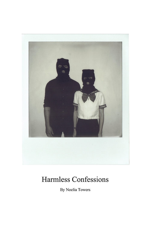 Digital Zine - Harmless Confessions