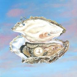 pierced oyster