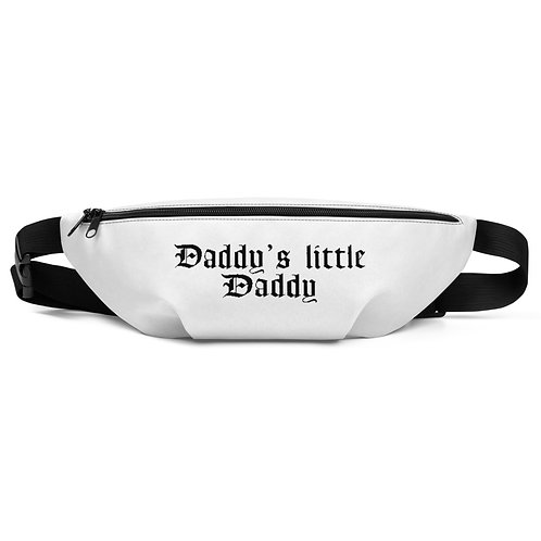Daddy's Little Daddy Fanny Pack
