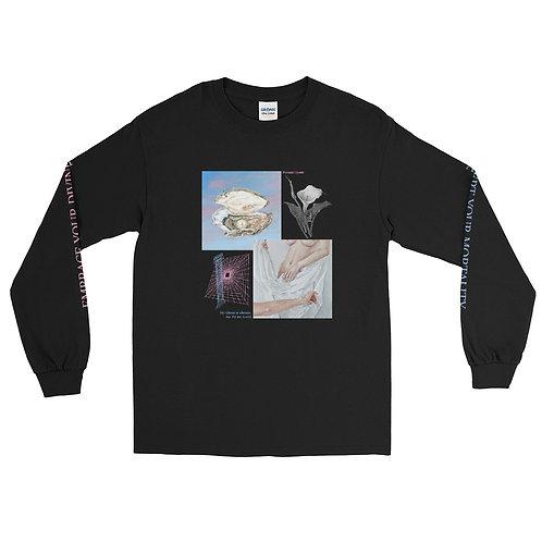 Divine Mortal - Long Sleeve Shirt