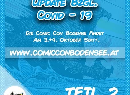 Update Covid-19 Teil 2