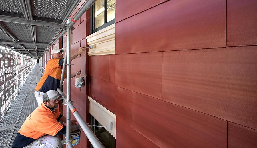 Flinders St Station restoration