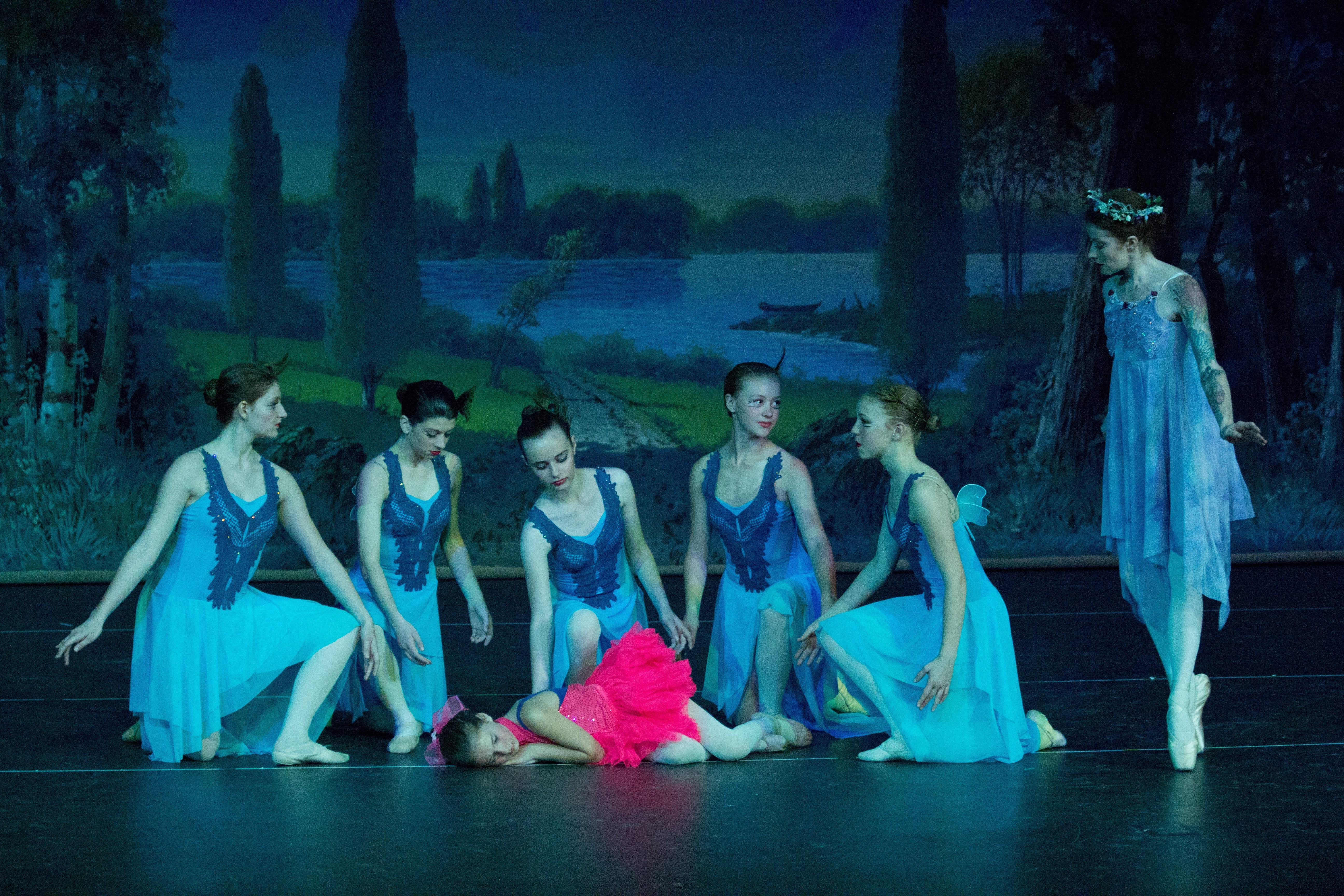 Fairy Garden Ballet