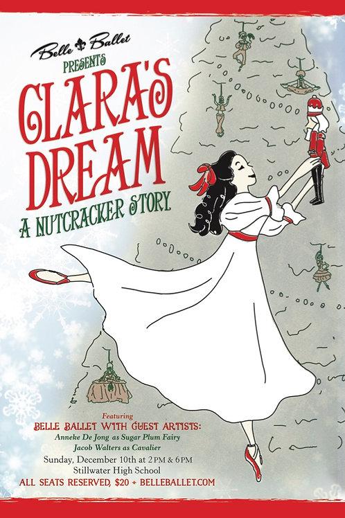 Clara's Dream DVD
