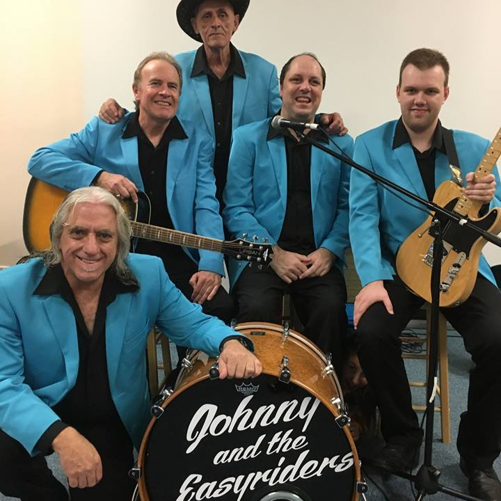 JOHNNY AND THE EASY RIDERS