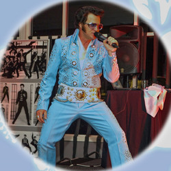 Andrew Leonard as ELVIS