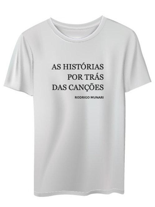 Camiseta | AS HISTÓRIAS