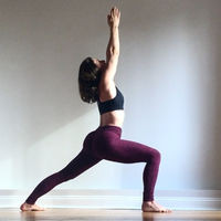 Virabhadrasana 1| Warrior 1 Pose #posewithSGY