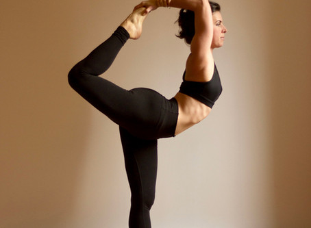Natarajasana | Lord of the Dance Pose #posewithSGY