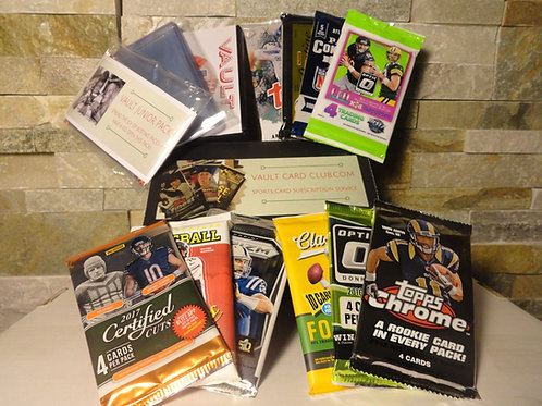 Football Deluxe Box - 3 Month Subscription