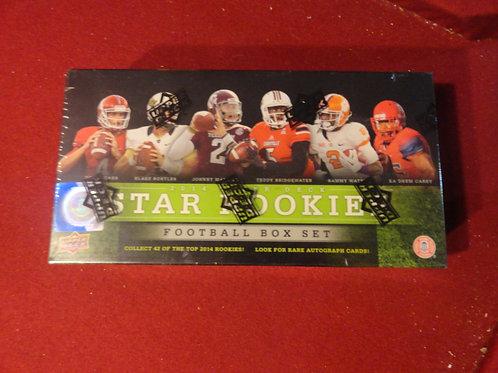2014 Upper Deck Star Rookies Sealed Box Set