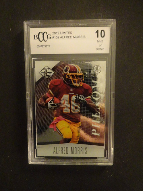 2012 Limited Alfred Morris RC BCCG 10