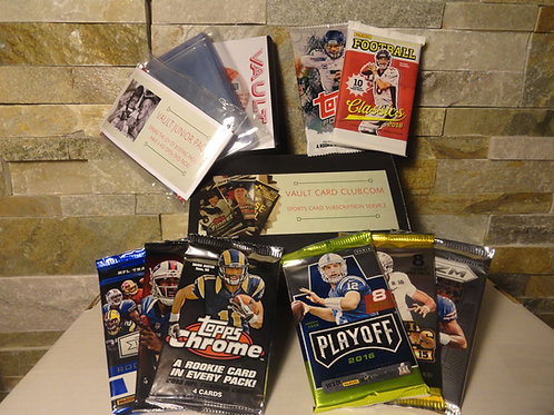 Football Experience Box -One Time Purchase