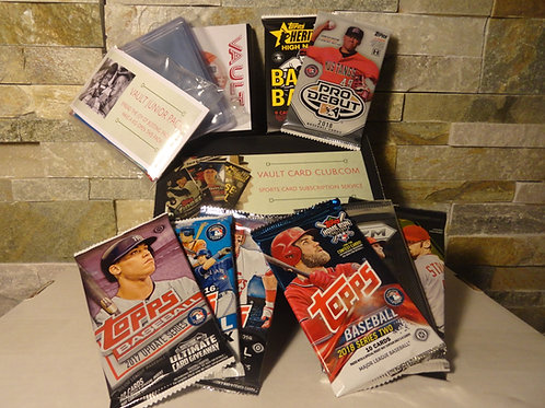 Baseball Experience Box - 6 Month Subscription