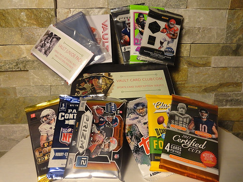 Football Hi-Rollers Box - 3 Month Subscription