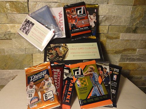 Basketball Experience Box - 6 Month Subscription