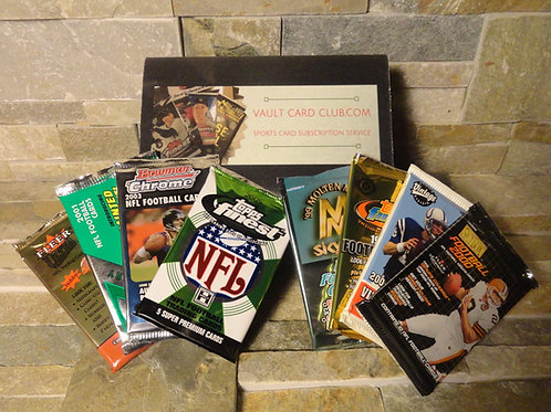 Football Classic Box - 3 Month Subscription