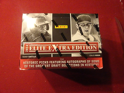 2014 Elite Extra Edition Baseball Hobby Box