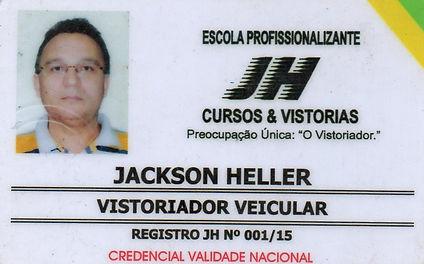 Credencial JH Escola