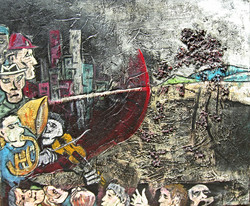 Alberto E Colla TRYPTYCH OF WAR1.JPG