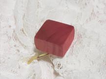 L019~ピンクアイボリーのポニーフック