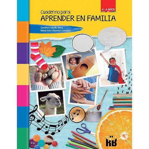 Cuaderno para aprender en familia