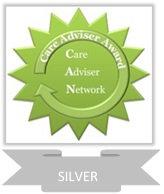 Care Adviser Award - Level 2. SILVER