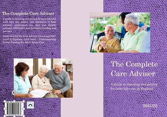Complete Care Adviser 2021/22
