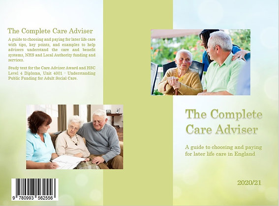 Complete Care Adviser 2020/21