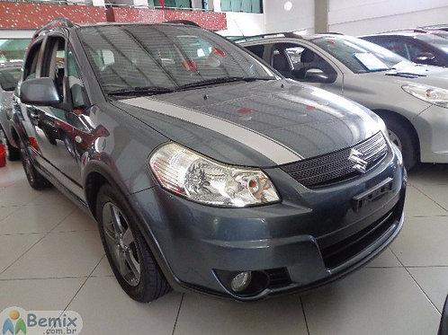 Suzuki    SX SX4 1.6AT AWD (4X4)