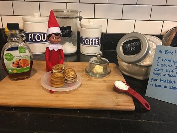 The Elf Has Returned