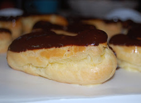 French Food 101: Debunking the myth that it has to be over complicated: Episode 2: Pastry: Eclairs