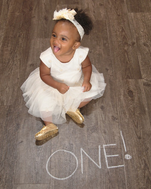 Baby Girl is turning 1 and I'm in utter denial