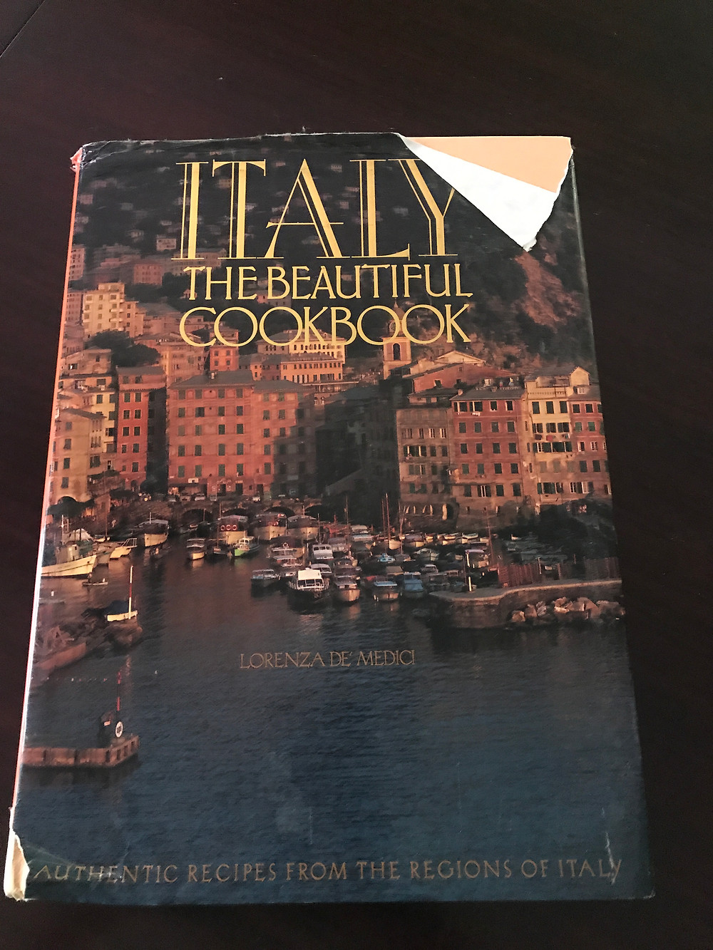 one of my favorite italian cookbooks