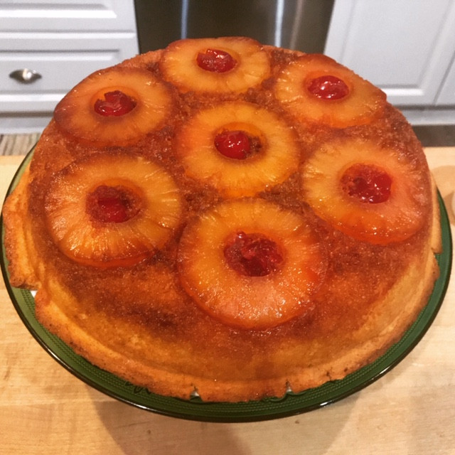 Show Them Your Love this V-Day with Cake: Pineapple Upside Down Cake that is