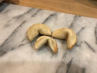 DIY Valentine's Day Ideas: Fortune Cookie Making!!