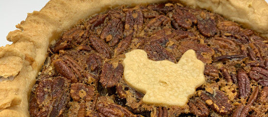 Holiday Baking Ideas: Maple Bourbon Pecan Pie