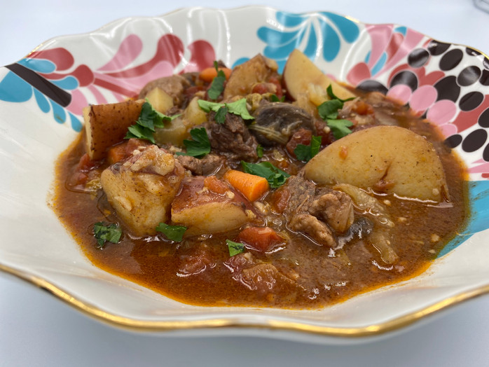 Weeknight Meals: Instapot Beef Stew