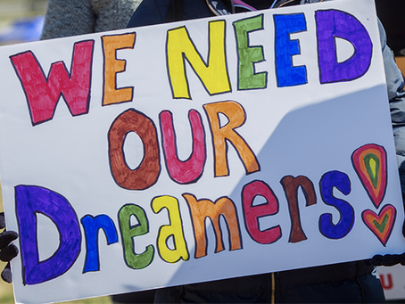 DACA is back, baby!