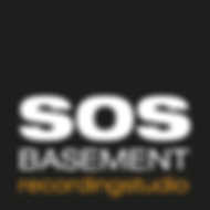 SOS BASEMENT recordingstudio Logo