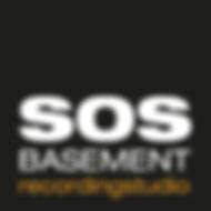 SOS BASEMENT recordingstudio Logo