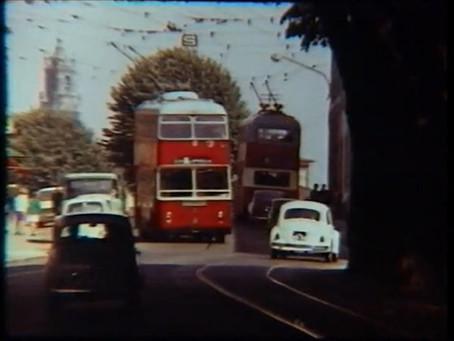A cidade e o transporte: STCP nos anos 60