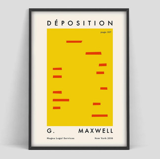 Redaction Poster
