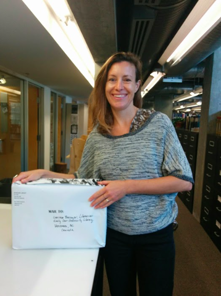 Box 12 - Emily Carr Library